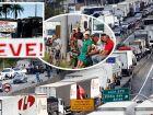 """""""Vamos parar o Brasil"""", alertam caminhoneiros que anunciam greve na segunda-feira (16)"""