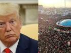 Após executar segundo homem mais importante do Irã, Trump se mostra ansioso pela guerra
