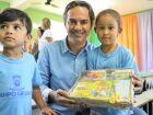 Prefeitura fecha novo contrato de R$ 1,6 milhão para kits escolares