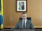 """Alvim faz vídeo com fala nazista e Olavo diz que ele está """"mal da cabeça"""""""