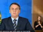 Assista: Bolsonaro ataca governadores e culpa mídia em pronunciamento