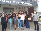 Após jovem ser degolada e deixada nua em calçada, mulheres manifestam na Capital