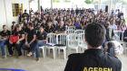 Em assembleia, agentes decidem interditar presídios em MS