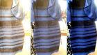 Artistas de Hollywood e pop stars também querem saber: qual cor do vestido?