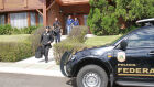Polícia Federal deixa casa de João Amorim com documentos apreendidos no dia da Operação Lama Asfáltica - Foto: Wanderson Lara