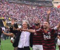 Globoplay põe no ar todos os episódios de documentário sobre título da Libertadores do Flamengo