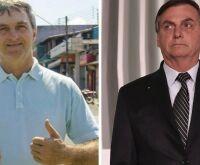 Irmão de Bolsonaro já intermediou mais de R$ 100 milhões em verbas federais