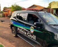 Suspeito de estuprar enteada de 7 anos em 2016 é preso em Sidrolândia