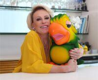 Ana Maria Braga revela diagnóstico de câncer no pulmão novamente