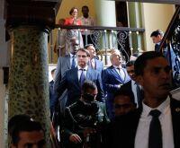 Bolsonaro se reúne com Crivella no Rio para falar de finanças