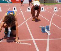Delegação paralímpica de MS embarca rumo à Fase Regional do Circuito Brasil