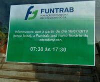 Capital tem 204 vagas de emprego sendo oferecidas pela Funtrab