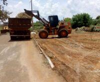 Sisep reúne líderes comunitários e prepara áreas de coleta de resíduos