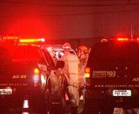 Médica 'rastejava no asfalto e espumava pela boca', dizem testemunhas