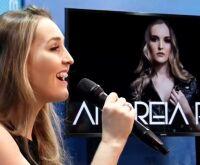 Com sucesso nacional, Andreia Rios grava 1º DVD na Capital