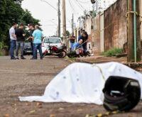Motociclista executado no Caiçara teria morrido ao ser confundido com o cunhado