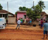 """""""Paraguaio"""" mata companheira a marteladas em Culturama"""