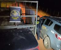 Caminhão com bovinos é apreendido pelo DOF