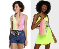 Looks com brilho, cores e bom humor são pedida para o Carnaval