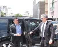'Temos que pôr a cabeça no lugar', diz Moro, após sobrevoar Fortaleza