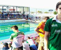 Nadador de MS disputa competição no Peru com a seleção brasileira