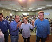 Ministra pede reponsabilidade em anuncio de pré-candidato do DEM em Dourados