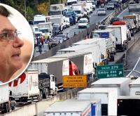 Caminhoneiros ameaçam parar caso Estados não voltem a normalidade