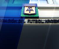 Na Argentina, sede da AFA vira hospital temporário