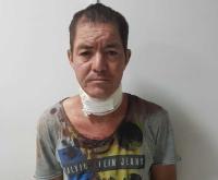 """Filho diz que bebeu e sofreu """"apagão""""; suspeito de golpear a mãe até a morte com facão"""