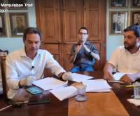 """""""Aqueles que esperavam flexibilização vão cair do cavalo"""", diz Marquinhos sobre decretos"""