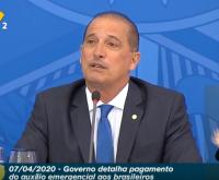 Bolsonaro falta coletiva e Onyx anuncia abertura de lojas após a Páscoa