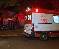 Dois são mortos a tiros em frente de casa em MS