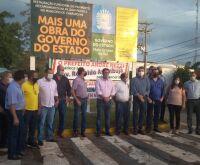 Riedel destaca gestão de prefeito e reitera parceria do Governo com Caarapó
