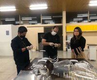 Voluntários doarão 20 mil máscaras para profissionais de saúde em Dourados e região