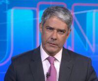 Globo repudia campanha de bolsonaristas para intimidar William Bonner