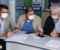 Governo firma convênio para obras de infraestrutura em Cassilândia
