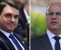 Witzel abre seu sigilo e desafia Flávio Bolsonaro a fazer o mesmo