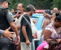 Após 6 dias de 'luta' nos EUA, Brasil manifesta pelo negro e ato termina em confronto com a PM