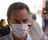 Marquinhos Trad diz que não cogita decretar lockdown na Capital