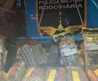 Traficantes presos em MS levariam carregadores de fuzil para o Rio de Janeiro