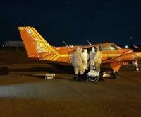 Brasileiro trazido de avião da Bolívia para Campo Grande com coronavírus está no CTI