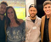 Áudios atribuídos a Neymar mostram jogador xingando e ameaçando padrasto