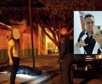 Homem é executado a tiros de fuzil no centro de Ponta Porã em MS