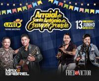 Acontecerá por live o 18º Arraial de Santo Antônio de Campo Grande