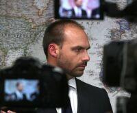 Após ganhar cargos, centrão blinda Eduardo Bolsonaro e análise de fala sobre AI-5 empaca