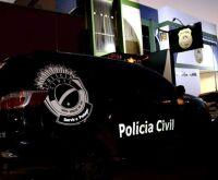 Homem que matou vítima violentamente é preso em Novo Horizonte do Sul