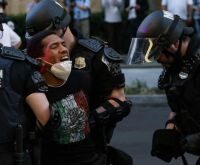 Manifestações antirracismo chegam à 7ª noite com EUA no limite