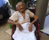 Com 115 anos, cearense é reconhecida como a pessoa mais velha do Brasil
