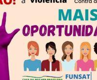 Mulheres vítimas de violência doméstica serão encaminhadas para vagas de emprego