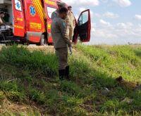 Bêbado é confundido com cadáver e bombeiros são mobilizados na Capital